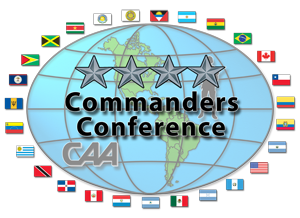 Site Collection for CAA Commanders Conferences