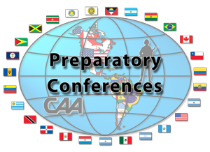 Site Collection for CAA Preparatory Conferences