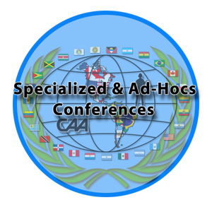 Site Collection for All CAA Specialized Conferences and Ad-Hoc Meetings